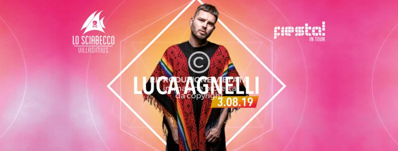Sciabecco Copertina Luca Agnelli