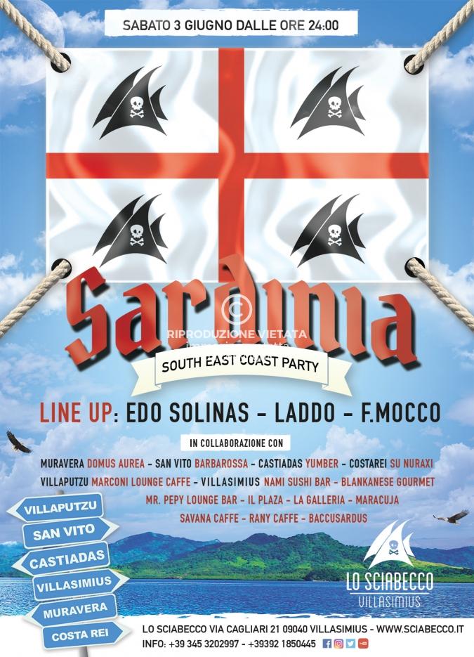 Sciabecco Sout East Coast Party 030617